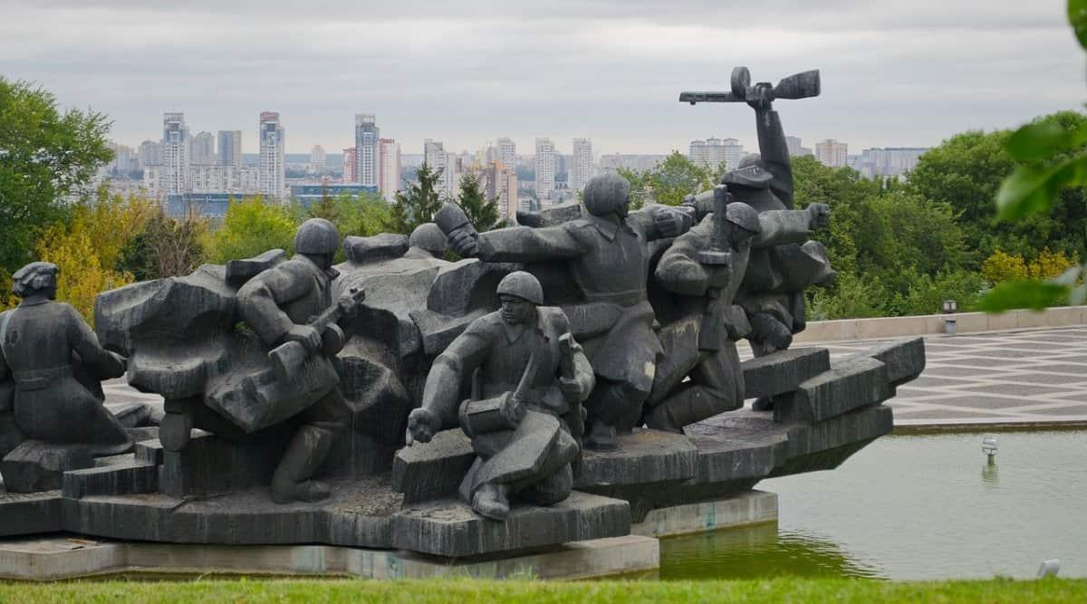 Kiev Monument