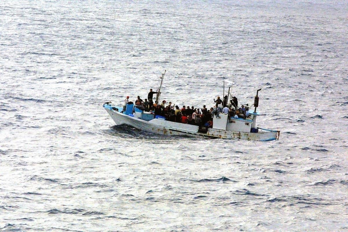 Mittelmeer Migration